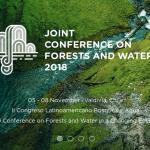 Conferencia IUFRO en Bosques y Agua