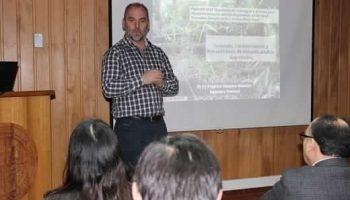 Presentan estudios que aportan a la rehabilitación y manejo del bosque nativo