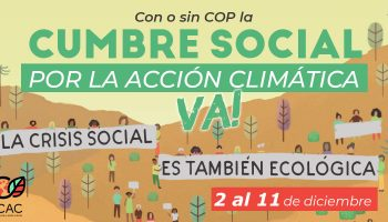 Cumbre Social por la Acción Climática: BOSQUES